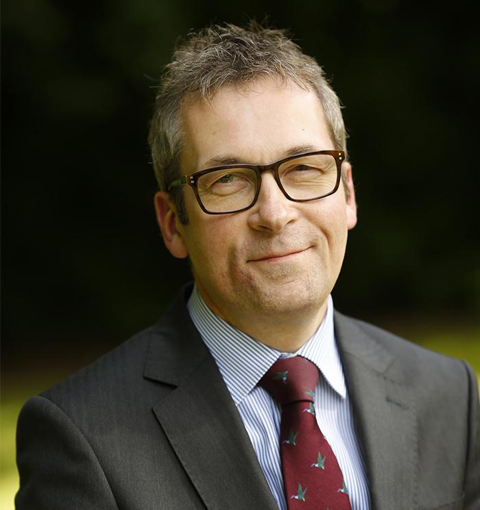 Ian Bauckham CBE